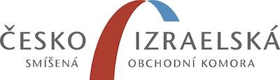 Česko-izraelská smíšená obchodní komora logo