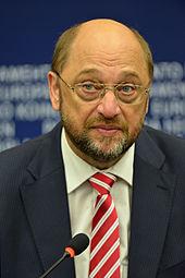 Martin Schulz, předseda EP