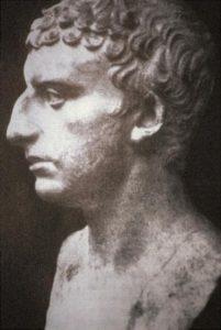 Josephus Flavius, římská busta z 1. stol. n.l.