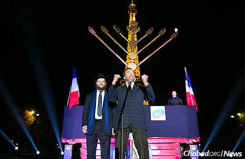 Chanuka Pariz 2