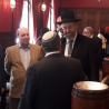 Vrchní izraelský rabín David Lau navštívil Prahu