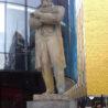 Bedřich Engels znovu vManchesteru, tentokrát jako socha