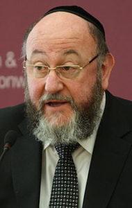 Ephraim Mirvis, vrchní rabín Unie hebrejských kongregací Britského společenství národů