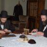 Jahrzeit rabína Šacha vHolešově. Přijel také Ivan Mládek