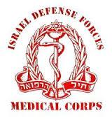 Logo zdravotnického sboru IDF