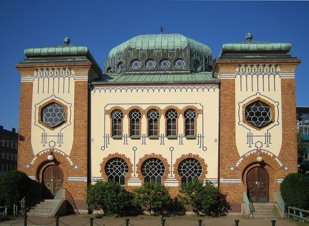 Synagiga Malmö (Wikipedia)