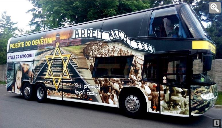 autobus do osvetimi