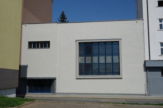 Synagoga Agudas Achim (foto ŽOB)